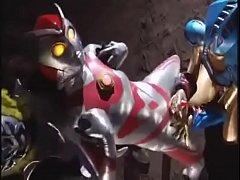 Ultramen Sexหนังโป๊อุลตร้าแมน โดนเย็ดหี แนวการ์ตูนxxx โป๊สุดๆ ใส่ชุดคอสเพลมาเย็ดกันซะงั้น