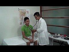 คลิปโป๊เกย์ญี่ปุ่น หมอจับนักศึกษาแพทย์มัดมือชักว่าวควยแข็งๆแล้วจับอัดตูดสลับเอาควยให้อมโคตรเด็ด